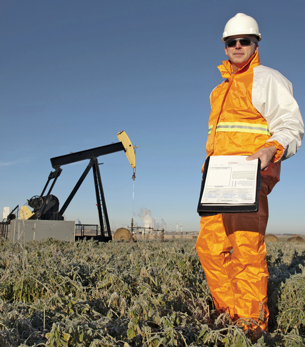 Automating field paperwork related to oil and gas facilities can improve efficiencies. Mobile devices and character recognition software can speed up the data entry process.