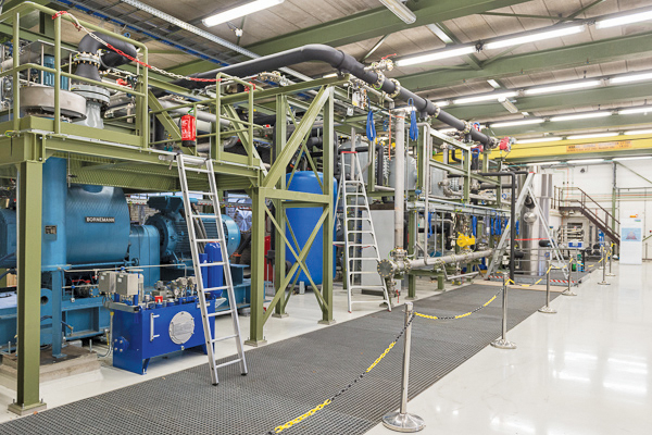 The new testing facility designed by DNV KEMA will improve quality assurance in oil and gas infrastructure.