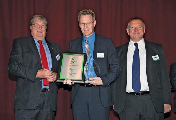 Herrenknecht - IPLOCA 2013 New Technologies Award