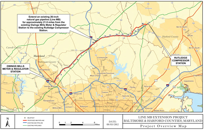 Columbia Gas Transmission Announces Federal Approval